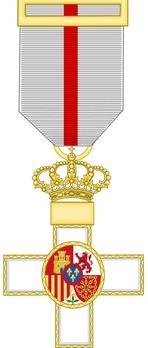 Cross (white distinction) Obverse