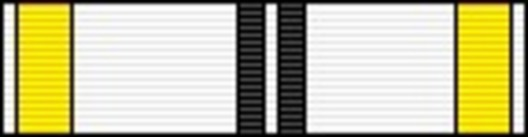 I Class Medal (for Architecture, 2000-) Ribbon