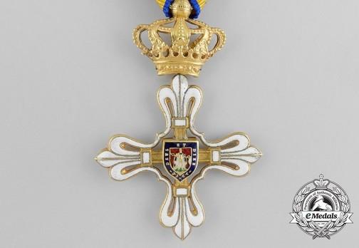 Civil Merit Order of St. Louis, Commander Obverse