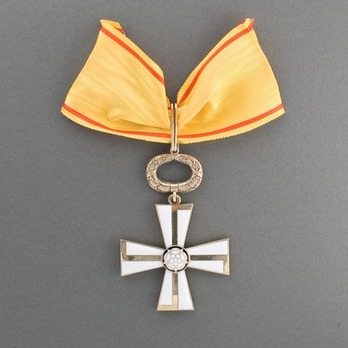 Order of the Cross of Liberty, Civil Division, I Class Commander (1918) Obverse