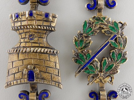 Grand Cross Collar Obverse Detail