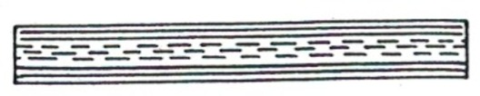 Kriegsmarine Female Auxiliary Truppführerin Sleeve Stripes Obverse