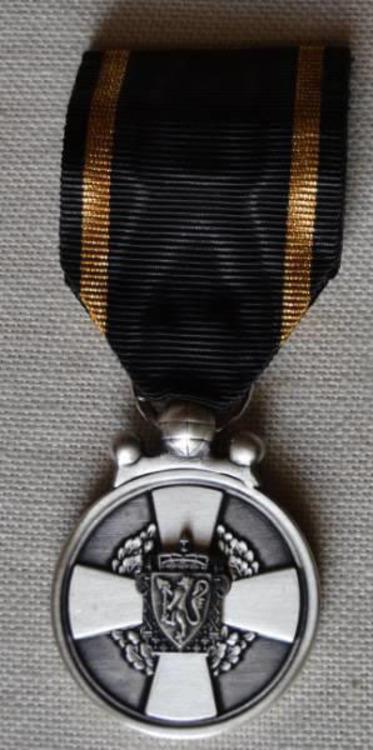 Politiets medalje for internasjonal tjeneste11