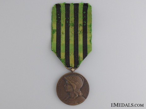 "Medal (stamped ""GEORGES LEMAIRE"") Obverse"