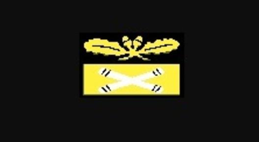 German Army Generalfeldmarschall Sleeve Grade Insignia Obverse