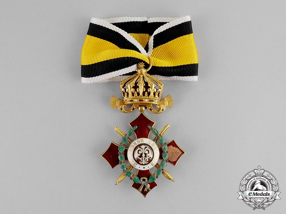 Order+of+military+merit%2c+iv+class+%28with+war+decoration%29+1