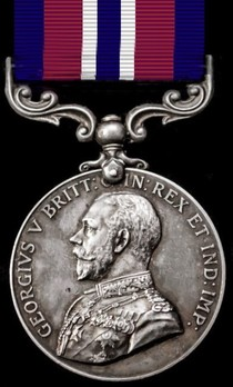 Silver Medal (with King George V effigy) Obverse