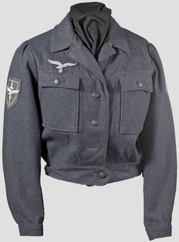 Luftwaffe Female Auxiliary Blouse Obverse