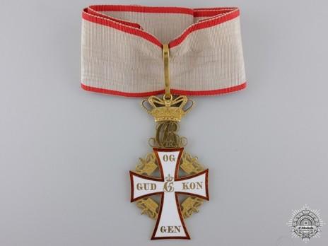 II Class Commander (Christian IX) Obverse