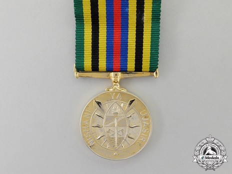 Medal of Bravery Obverse