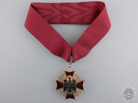 Commander (Gold) (by D. Joaquin Munoz Larrabide) Obverse