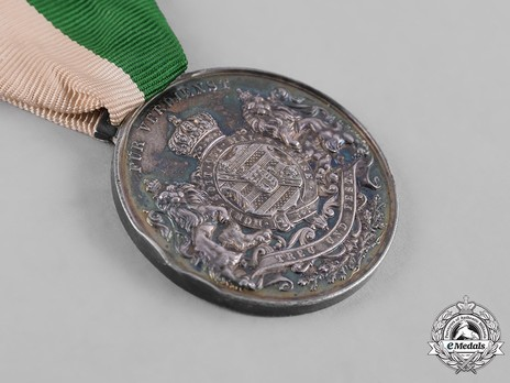 Duke Alfred Medal, in Small Reverse