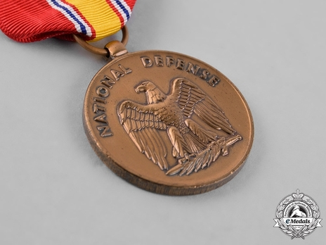 National Defense Service Medal Obverse