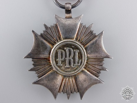 Order of the Standard of Labour, II Class (1952-1992) Reverse
