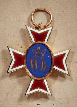 Wilhelm Order, Knight's Cross