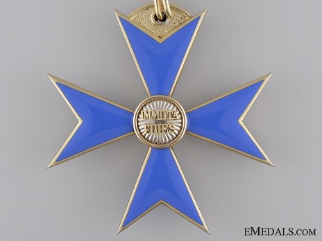 Dukely Order of Henry the Lion, I Class Cross Reverse