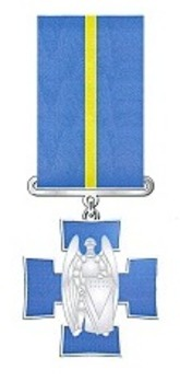 Order of the Heavenly Hundred Heros Decoration Obverse