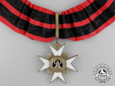 Order of St. Sylvester Commander (with gilt) Obverse