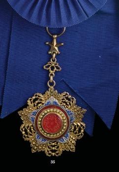 Order of the Brilliant Jade, III Class Commander