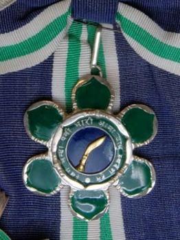 Order of Trishakti-Patta, I Class