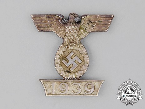 Clasp to the Iron Cross II Class, Type I Obverse