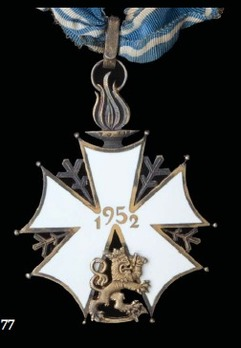 Cross of Merit of the Finnish Olympic Games, I Class