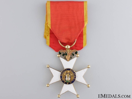 I Class Gold Cross (Gold) Obverse