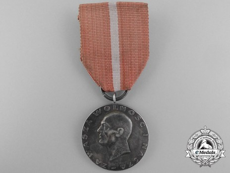 Medal for Your Freedom and Ours Obverse