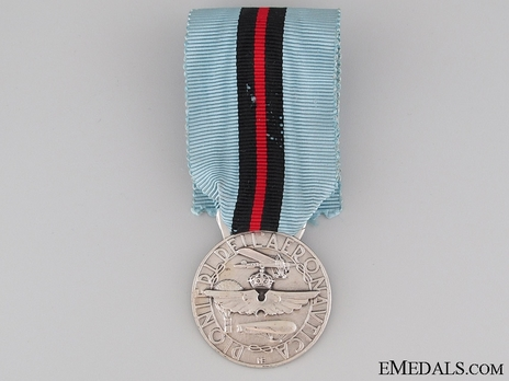 "Silver Medal (stamped ""ME JOHNSON"") (Silvered War Material) Obverse"
