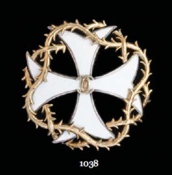 Order of Merit, Officer's Cross (1931-1947)