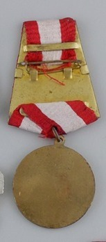 Order for Distinguished Defence Service, Medal Reverse