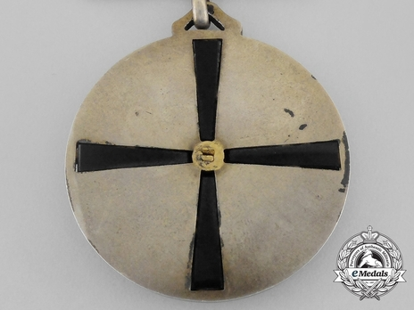 Medal (bronze gilt) Reverse
