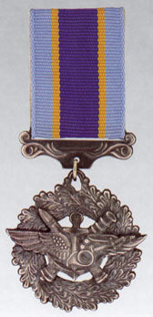 Medal for Military Service to Ukraine, Obverse