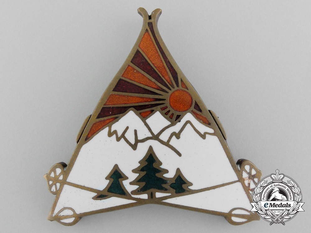 Royal+yugoslavian+ski+badge+1
