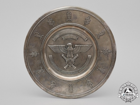 Luftwaffe Honour Salver Obverse