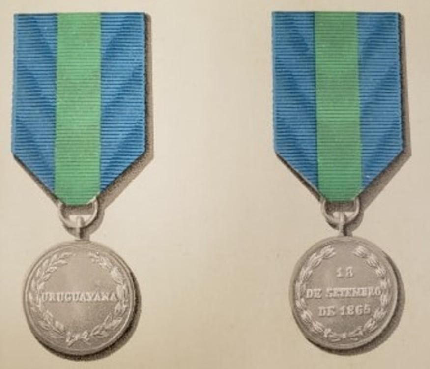 Uruguyana+1865+plata