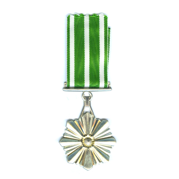 Prisons Service Medal for Merit, for Non-Commissioned Officers