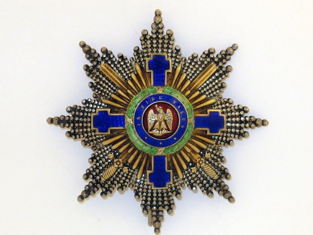 The+order+of+the+star+of+romania%2c+type+i%2c+military+division%2c+grand+cross+breast+star+1