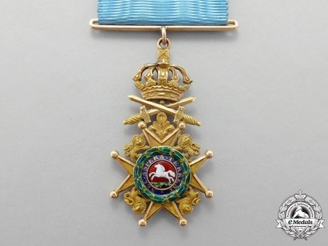 Knight (Military Division) (British Manufacture) Obverse