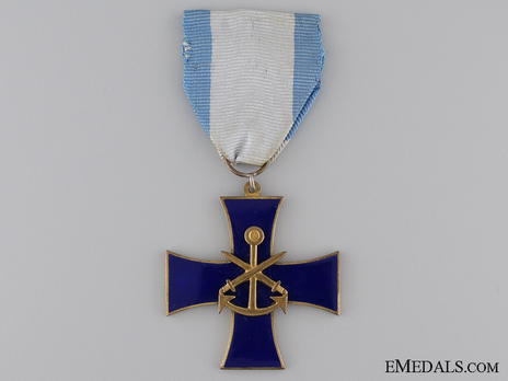 Commemorative Cross for the Navy Obverse