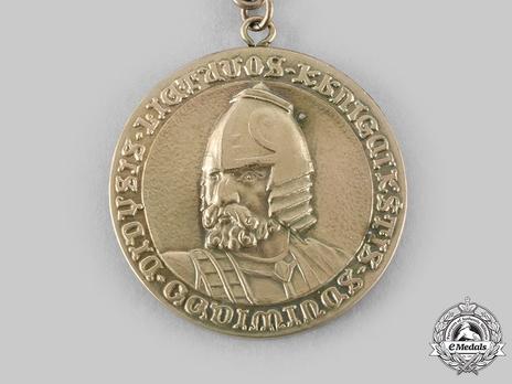 Order of Gediminas, Type II, I Class Medal