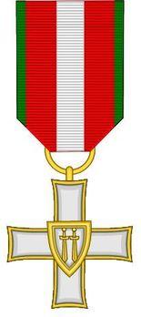 Order of the Cross of Grunwald, II Class Cross