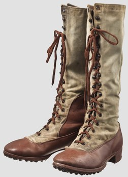German Army Tropical Boots Obverse