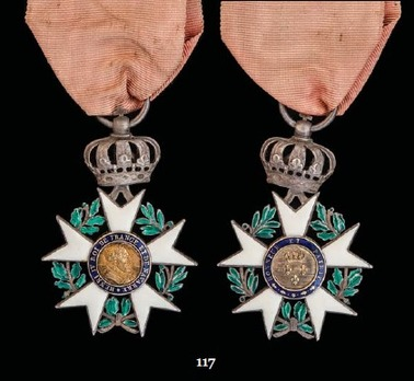 Order of the Legion of Honour, Type II, Knight