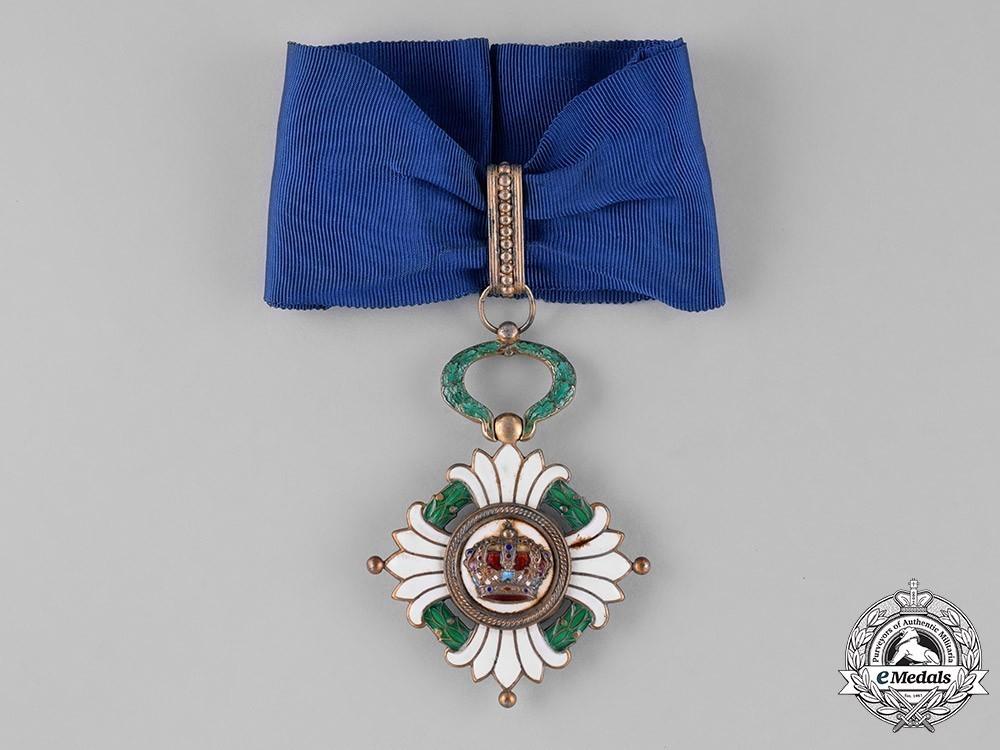 Order+of+the+yugoslav+crown%2c+grand+officer%27s+cross+1