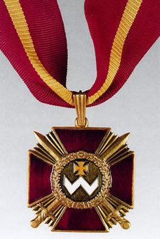 Order of Bohdan Khmelnytsky, I Class Badge Obverse