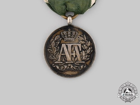 Long Service Decoration, Type I, Silver Medal for 15 Years