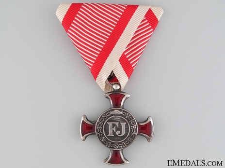 Type III, IV Class Cross Obverse
