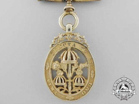 Companion (with silver gilt) Obverse