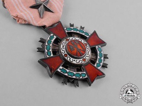 Order of Military Merit, Type I, II Class (Eulji) Obverse
